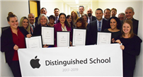All Five: Apple Distinguished Schools photo